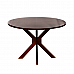 Tamed Style :: Sheesham Round Dining Table
