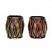 Dholak Pen stand set of 2