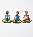 Musician Wall hanging Set of 3