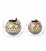 Round Candle Tea Light Stand Set of two