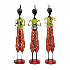Tall Musician Set of 3