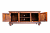 Royal carved :: eNTERTAINMENT Cabinet