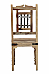 Nirvana Takhat Dining table set of 6 chair Ethnic craft
