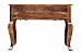 Anglo Indian Home office table :: Console table