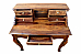 Suvarna Ethnic Study table Anglo indian furniture