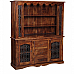 Spanish Crockery / Hutch cabinet Hand Twisted Jali door