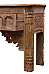 Padmavat carved Console table :: Rajasthan re run
