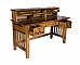 Frencho Study table Home office Honey finish