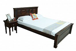 Marriott Classic look Yet contemporary Queen size Bed