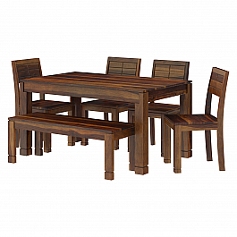 Gangely four seater dining set