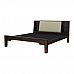 New-ose Solid Wood Queen Size Bed