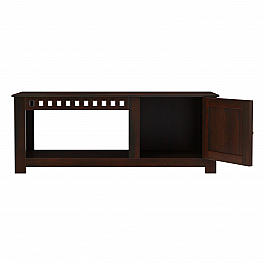 Simple Wooden TV Cabinet