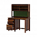 Giphy Solid Wood Study Table