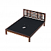 EASTER SOLID WOOD KING SIZE BED