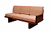 Akihito Japanese style L sofa 6 seater Unique design only at Induscraft
