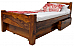 Dual Duel :: Sheesham Single Bed with Storage