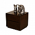 Contemporary  Bedside cabinet,  Chest of drawer Seesham wood