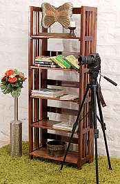 The Tall One :: Bookshelf - Open Foldable :: Contempo