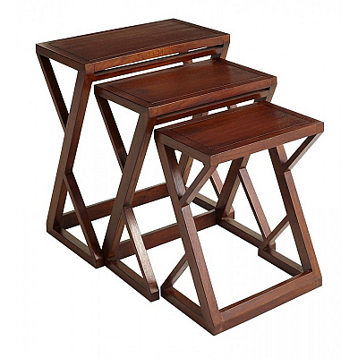 Aimee Nesting Tables :: Contempo