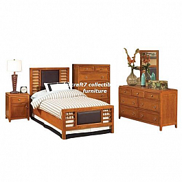 Exclusive Wooden Bedroom Set
