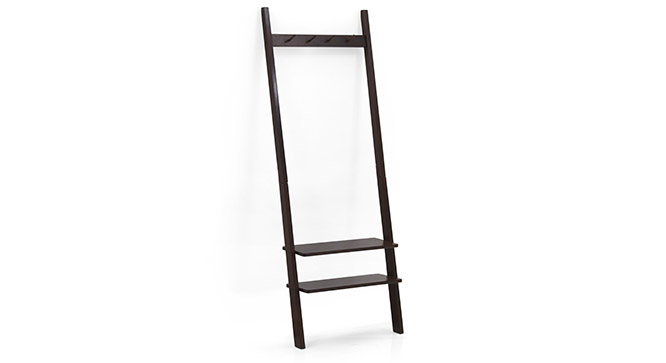 Step Ladder Sheesham Wood Coat Hanger