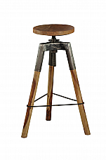 Restonica Bar stool : Industrial furniture perfect electic style set of 2 pcs