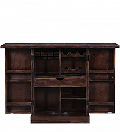 Torrent bar cabinet :: Contempo style
