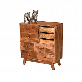 Hilary Multi drawer cabinet :: Contempo furniture