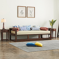 Oxey Sofa Cum bed (Size:- 72x72)