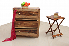Two Toned Chest of Drawers