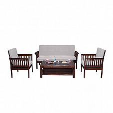 Da Vinci Contemporary Sofa set 5 Seater 3+1+1 + Center table