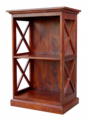 Modular Wooden Bookcase