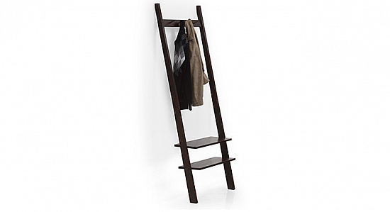 Step Ladder :: Sheesham Wood Coat Hanger