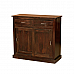Sebastian Shoes Cabinet with Sliding doors