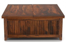 Houston Center table cum storage chest