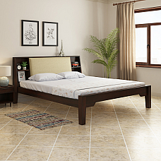 New-Ose Solid Wood King Size bed
