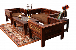 Rajwada in a Box :: 2+1+1+ Table :: Roots Rerun