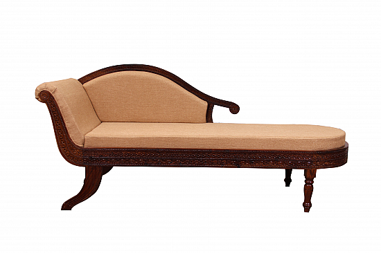 Queen's Siesta :: Daybed (Divan) :: Royale Regalia