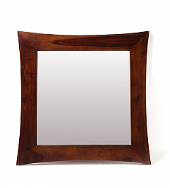 Costarica Mirror Frame Curved in style
