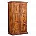 Benglore love  Wooden Panel Door Wardrobe