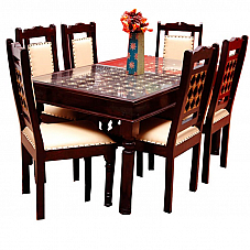 Fusion Dining table set, Desire of ethnic art from Jodhpur * Ready To Ship