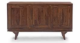 Retro Sideboard Cabinet solid sheesham wood