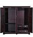 Theyyam Series Wall to wall Almirah Ethnic Storage cabinet