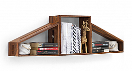 The Hangar :: Bookshelf - Wall Mounted Combo :: Comtempo