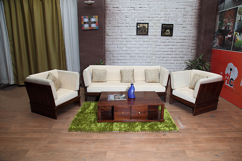 Peachy Bucket Comfort Sofa Set 3 1 1 With Centre Table Download Free Architecture Designs Scobabritishbridgeorg