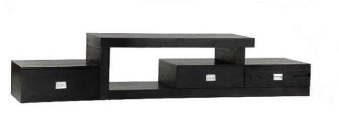 3 Drawer TV Unit | Buy TV Stand Online Price India | Induscraft.com