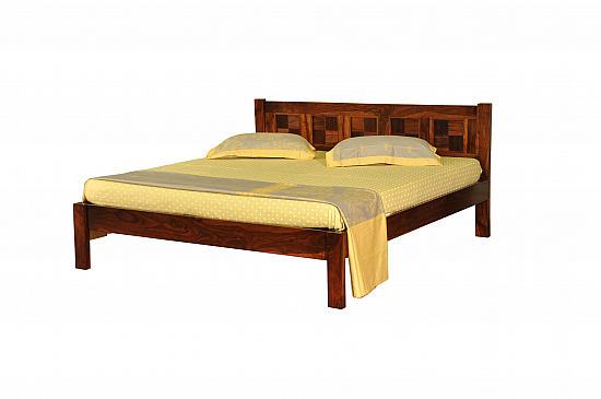 Jaccy Designer Bed Queen size Live simple !!