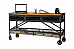 Industrial Iron three drawer Trolley * Ready To Ship