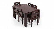 Modwood Dining table 6 chair table set Sheesham wood