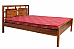 Cozy Two :: A Compact Sheesham Wood King Bed